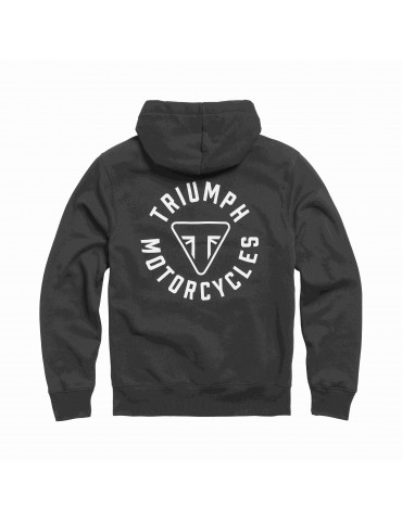 TRIUMPH Digby negro / blanco