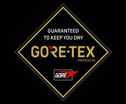 La membrana impermeable Gore Tex