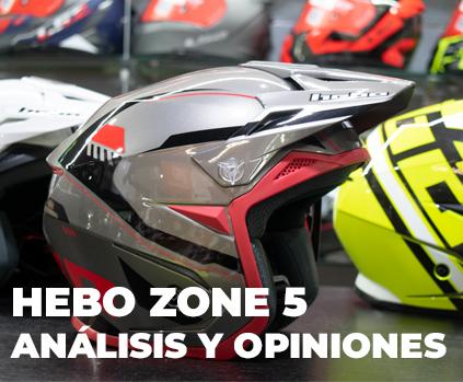 Casco Hebo Zone 5